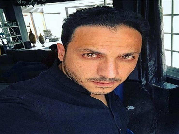 """أول فيلم روبوت في الوطن العربي.. بيتر ميمي ينشر صورة من كواليس """"موسى"""""""