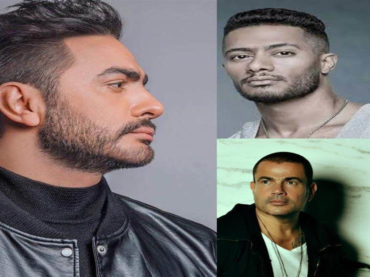 """متفوقًا على عمرو دياب وتامر حسني.. محمد رمضان """"نمبر 1"""" بشهادة """"ميوزيك أوورد"""""""