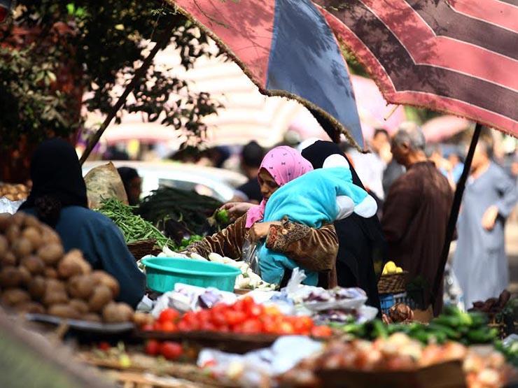 أسعار الخضر والفاكهة في سوق العبور اليوم الخميس