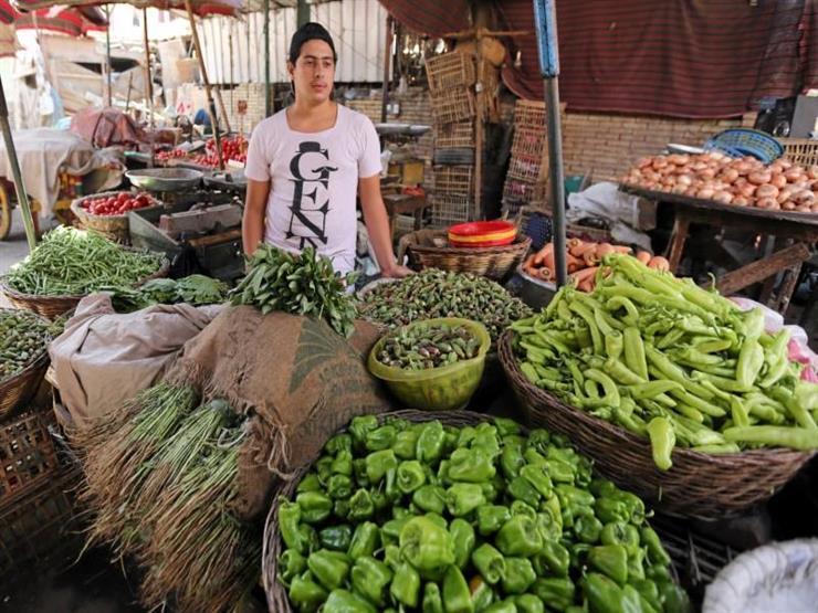 ارتفاع الفلفل.. أسعار الخضر والفاكهة بسوق الجملة اليوم
