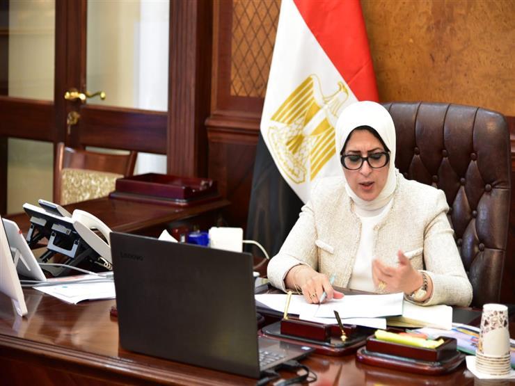 وزيرة الصحة: 55% من شباب الأطباء يلتحقون ببرنامج الزمالة المصرية