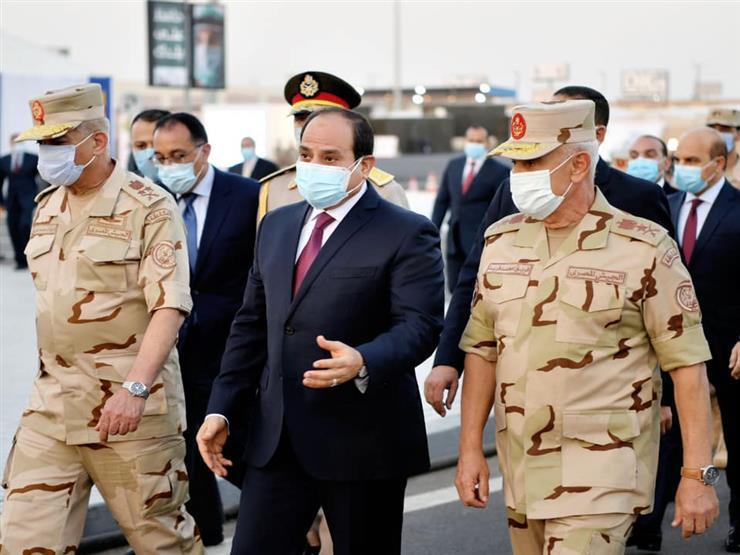 السيسى يشيد بنجاحات القوات المسلحة في فرض التوازن الاستراتيجي بالمنطقة