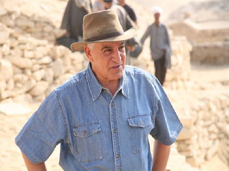 زاهي حواس: المتحف المصري الكبير رسالة للعالم أن مصر تصون آثارها
