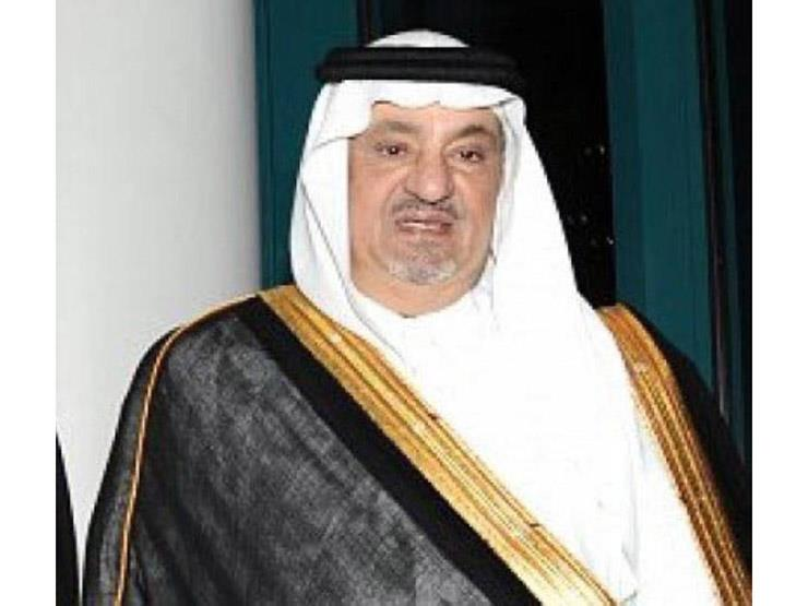 وفاة الأمير سعود بن عبد الله بن فيصل آل سعود مصراوى