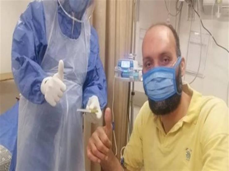 بعد إصابته بكورونا.. لاعب سلة الزمالك يتعافى ويغادر المستشفى