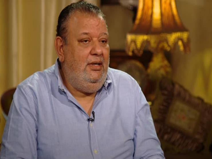 """نجل حسن حسني: """"شائعة وفاة والدي الأخيرة ضايقته جدًا"""""""