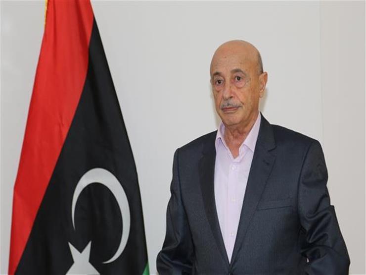 عقيلة صالح: ملتزمون بمخرجات مؤتمر برلين وإعلان القاهرة