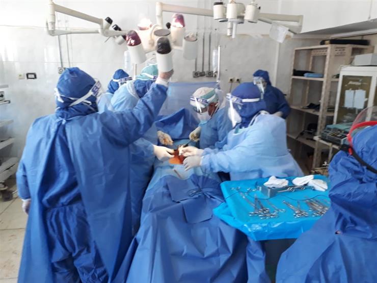 إجراء ١٣٠٠ عملية جراحية بمستشفى أورام الأقصر خلال عام