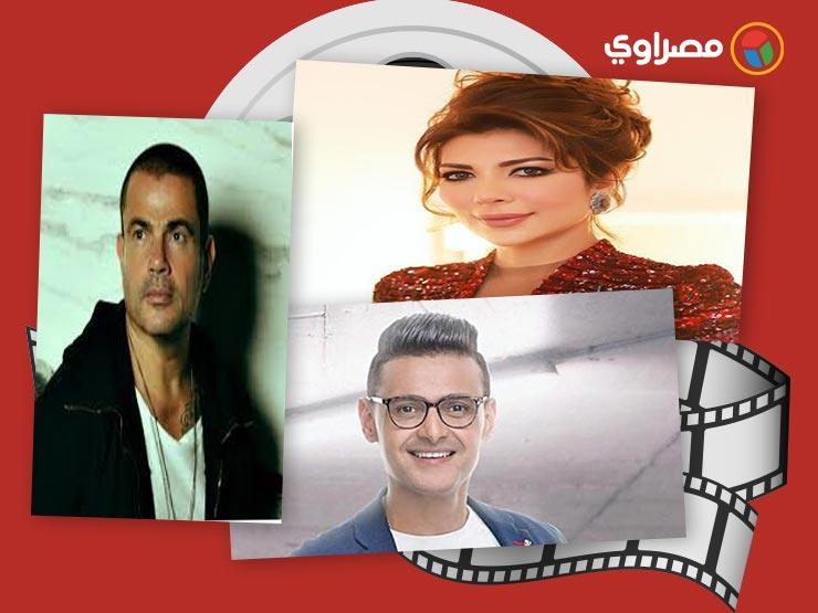 النشرة الفنية  وفاة مخرج وياسمين عبدالعزيز تتبرأ من حساب مزيف وأغنية جديدة لعمرو دياب