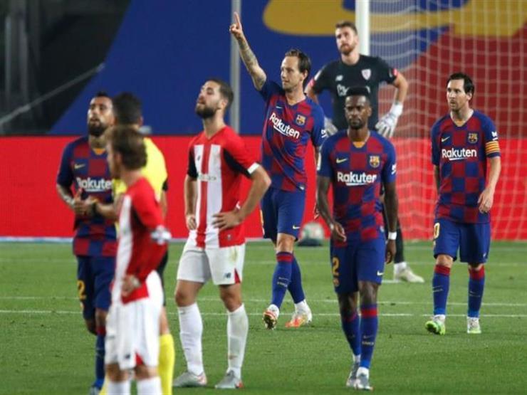 برشلونة يعبر بلد الوليد.. ويواصل ملاحقة ريال مدريد المتصدر