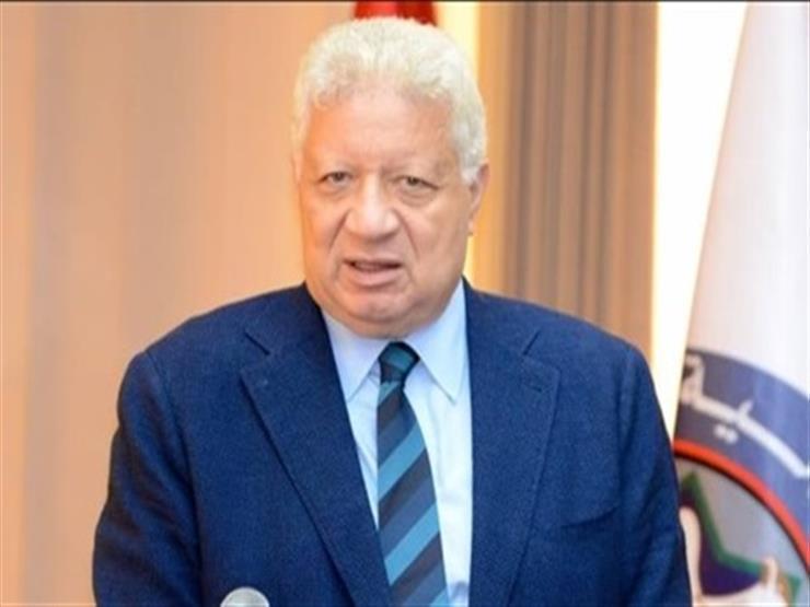 """مرتضى منصور: أرفض هبوط أي فريق من """"دوري عمرو الجنايني"""""""