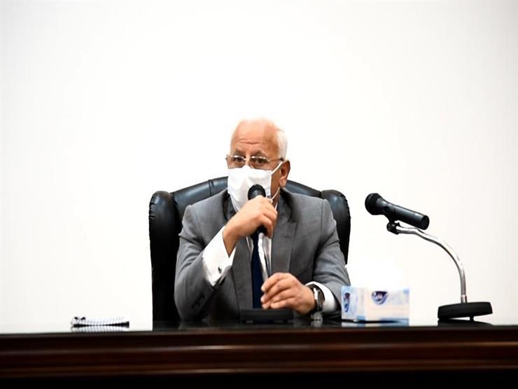 محافظ بورسعيد: طلبات التصالح غير المكتملة كأن لم تكن