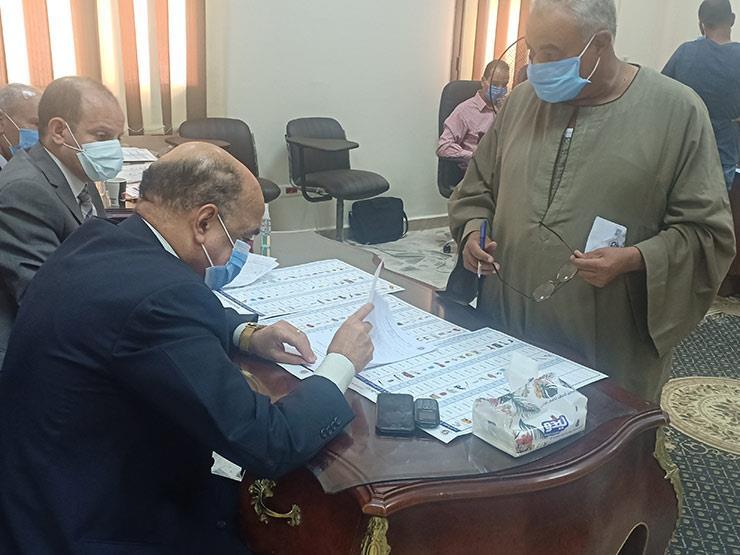 حصر عددي لدوائر محافظة قنا في انتخابات الإعادة بالنواب