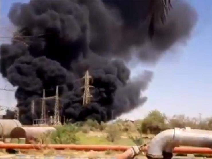 انفجار في محطة للطاقة وسط إيران دون إصابات
