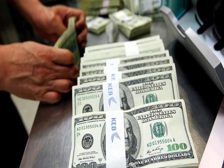 تعرف على أسعار الدولار مقابل الجنيه في نهاية تعاملات اليوم الثلاثاء
