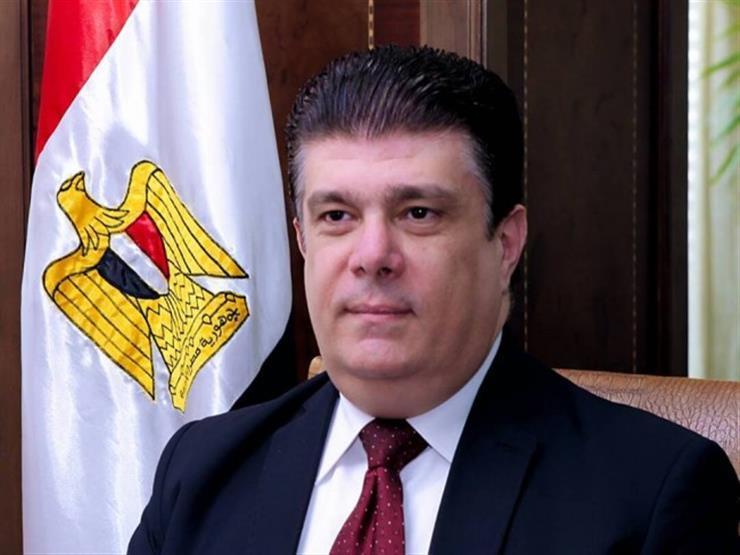 حسين زين يهنئ الإعلاميين بعيد التلفزيون المصري الـ61