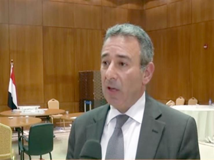 سفير مصر بلندن: حادث السفينة الجانحة أكد مجددا الأهمية الاستراتيجية لقناة السويس