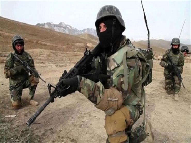 مقتل وإصابة 12 من عناصر طالبان في اشتباكات مع قوات الأمن بوسط أفغانستان