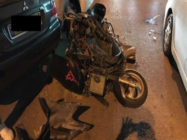 مصرع شخصين وإصابة ثالث في حادث سير بدمياط