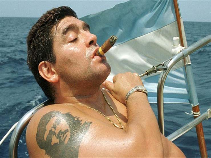 ليست مجرد لعبة (5)- مارادونا.. الزعيم المدمن (بروفايل)