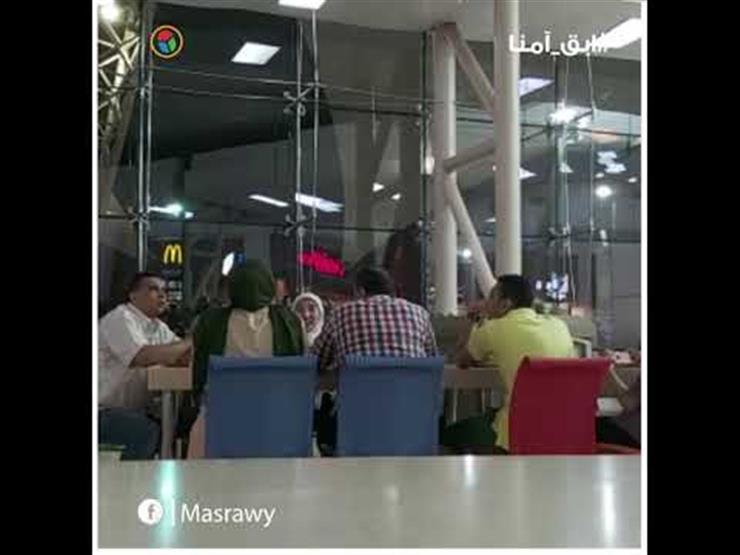 العيد في كورونا.. إقبال على المولات وزحام بساحة المطاعم (فيديو)