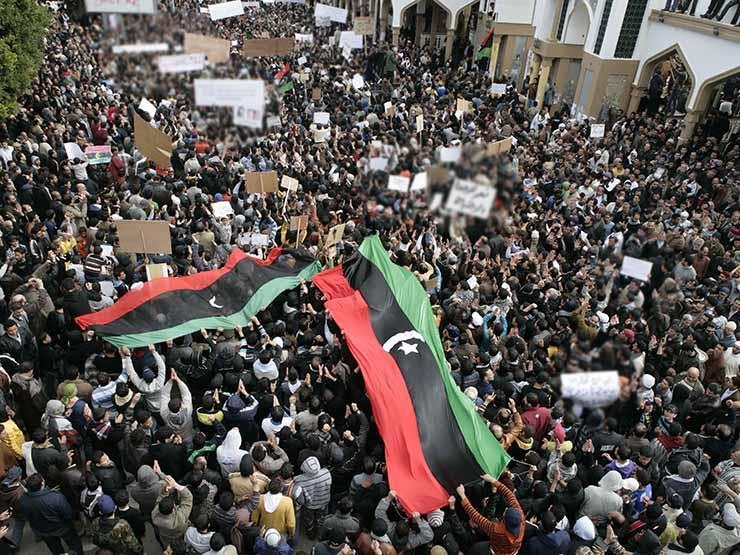 الحكومة الليبية تبارك حراك الشعب الليبي ضد العدوان التركي