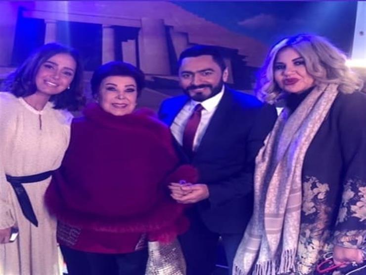 """""""محتاجين نحسن الظن ببعض"""".. حلا شيحة تطالب الجمهور بالدعاء لرجاء الجداوي"""