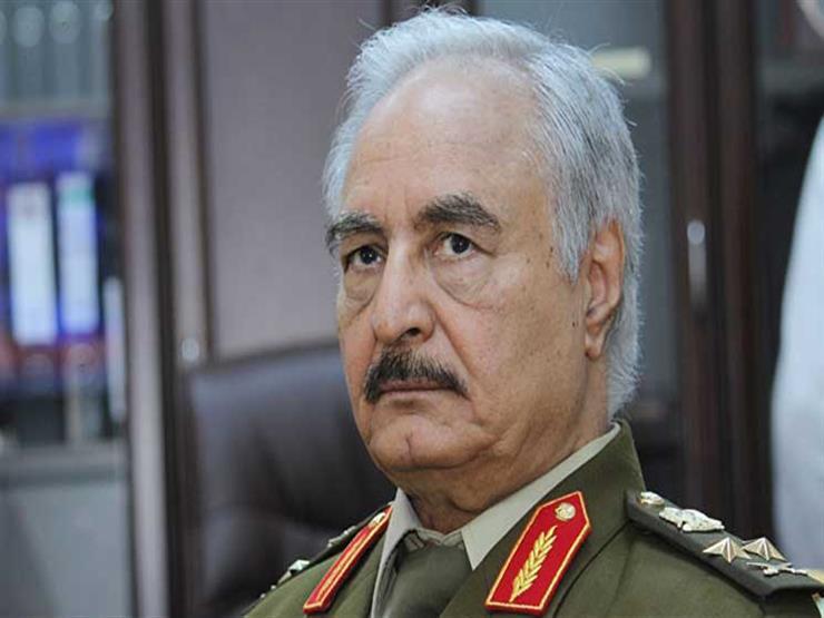 حفتر: الجيش الليبي يدعم جهود إجراء الانتخابات في موعدها