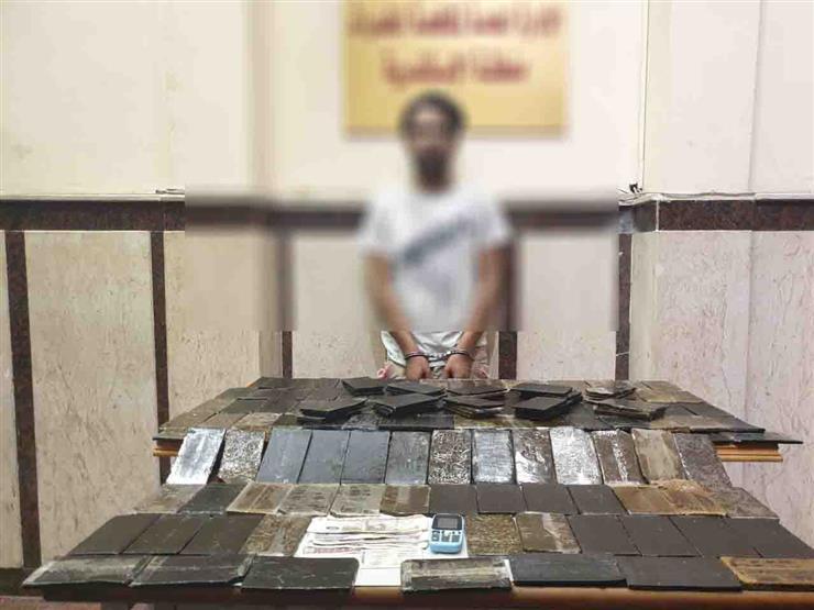 بقيمة مليون جنيه.. ضبط أحد العناصر الإجرامية وبحوزته 15 كيلو حشيش في الإسكندرية