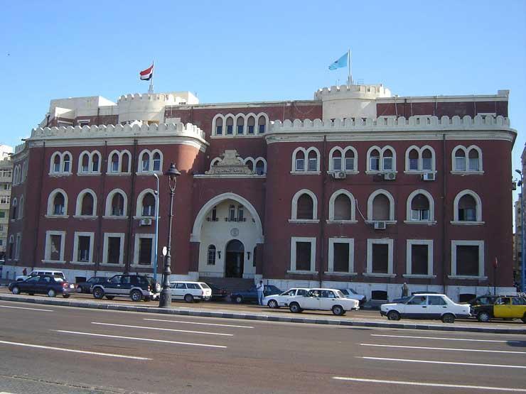 """لجنة لمتابعة الإجراءات الاحترازية للوقاية من """"كورونا"""" بجامعة الإسكندرية"""