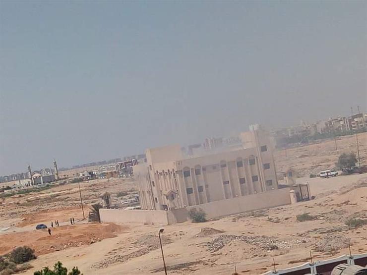 السيطرة على حريق في مكتب جوازات العاشر من رمضان