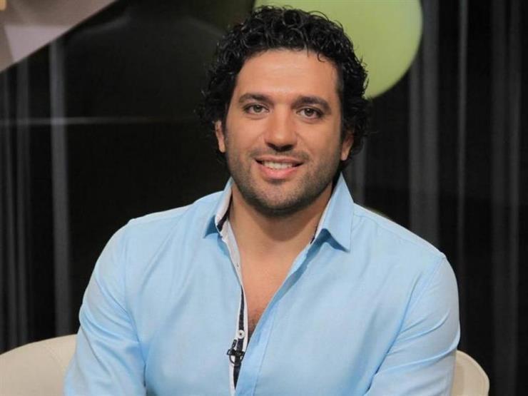 """""""حاجة سخيفة"""".. حسن الرداد معقبًا على شائعة انفصاله عن إيمي سمير غانم"""
