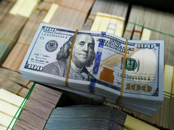 الدولار يعاود الهبوط مقابل الجنيه الأسبوع الماضي