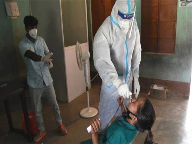 كورونا: الهند تتجاوز الولايات المتحدة في أعلى حصيلة يومية للإصابات