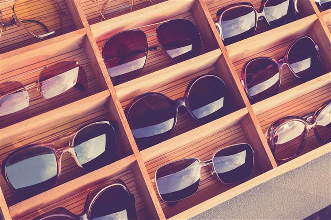 """""""شعبة البصريات"""" تتعاون مع الجمارك لمنع دخول النظارات المقلدة"""