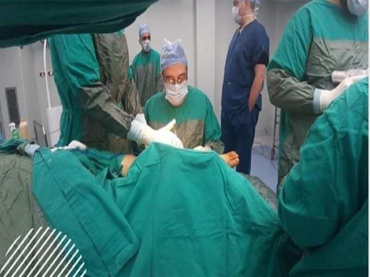نجاح 3 عمليات جراحية دقيقة بالتأمين الشامل في بورسعيد