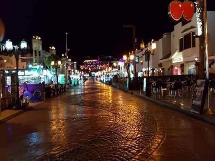 تعديل مواعيد إغلاق المطاعم  والكافيهات  بشرم الشيخ
