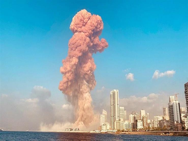 لبنان: 16 شخصا قيد الحبس الاحتياطي في حادث انفجار ميناء بيروت
