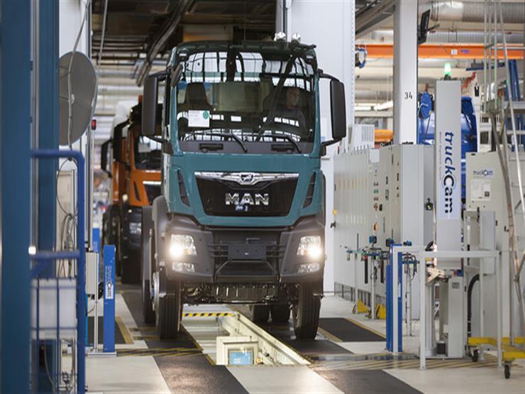 """""""مان"""" لصناعة الشاحنات تعتزم شطب نحو 9500 وظيفة في ألمانيا والنمسا"""