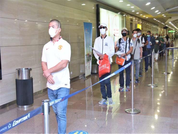 """الكمامة وسلبية """"PCR"""" شرط الدخول.. """"مطار القاهرة"""": تشديد الإجراءات استعدادًا لموجة """"كورونا"""" الثانية"""