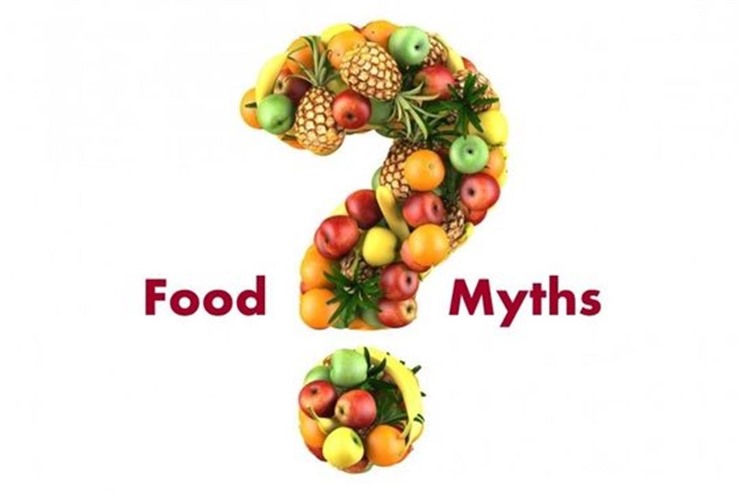 مضرة بالصحة.. 9 خرافات غذائية توقف عن تصديقها