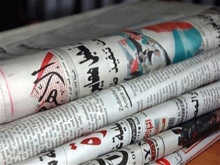 إجراءات الحكومية ضد السيول وطلبات التصالح في مخالفات البناء أبرز  عناوين الصحف