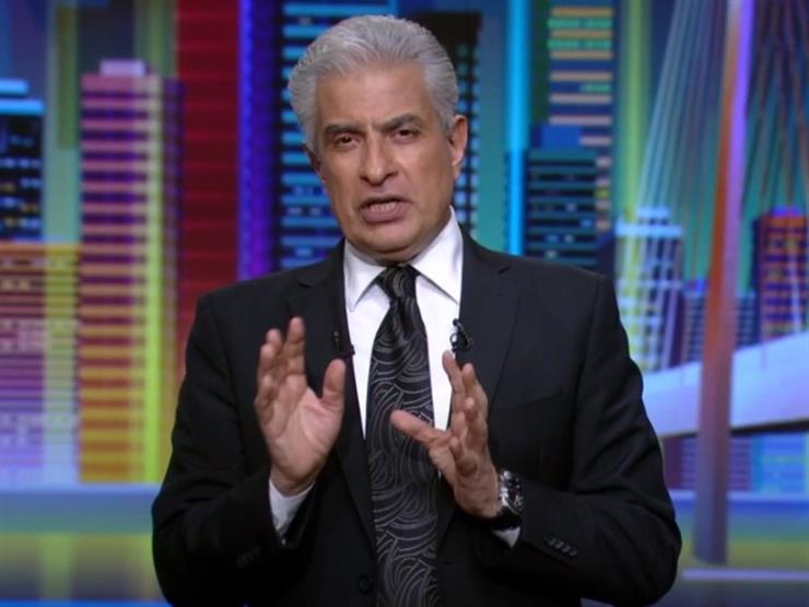 """وائل الإبراشى مهاجمًا أسامة هيكل: """"طموحاته أكبر من إمكانياته"""""""