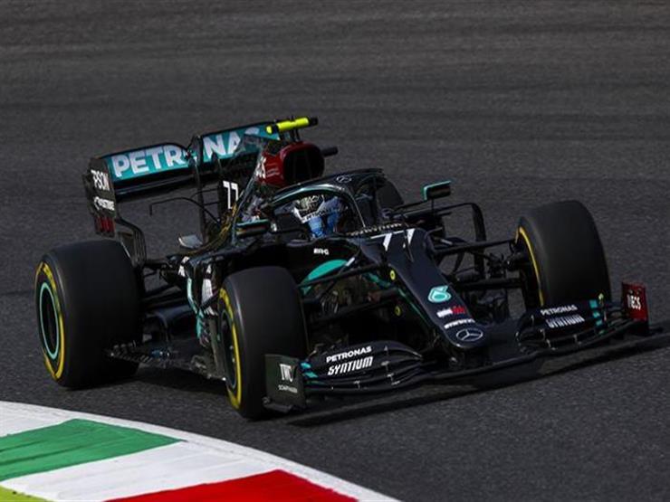 فورمولا-1: بوتاس الأفضل في التجربة الأولى لسباق الجائزة الروسي