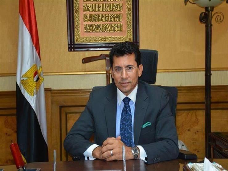 وزير الرياضة: مونديال اليد كان تحديا وإنجازا للدولة المصرية