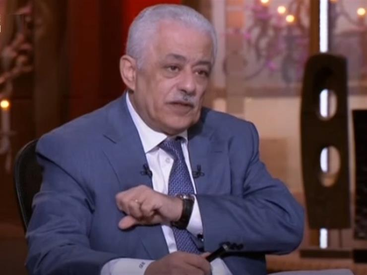 طارق شوقي: 40% من الطلاب معفيون من المصروفات الدراسية