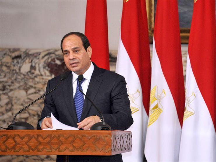 السيسي يؤكد استعداد مصر لدعم لبنان وشعبه لمواجهة كافة التحديات