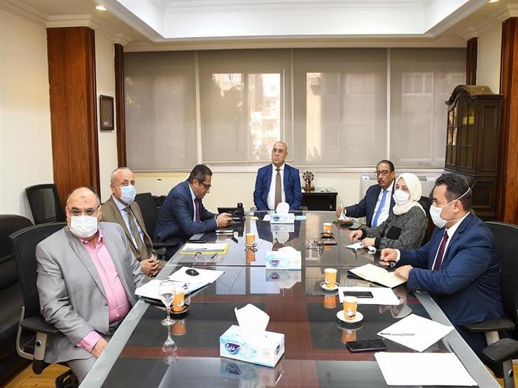 وزير الإسكان يعقد اجتماعه الثاني لمتابعة مشروع تنمية أراضي الساحل الشمالي الغربى