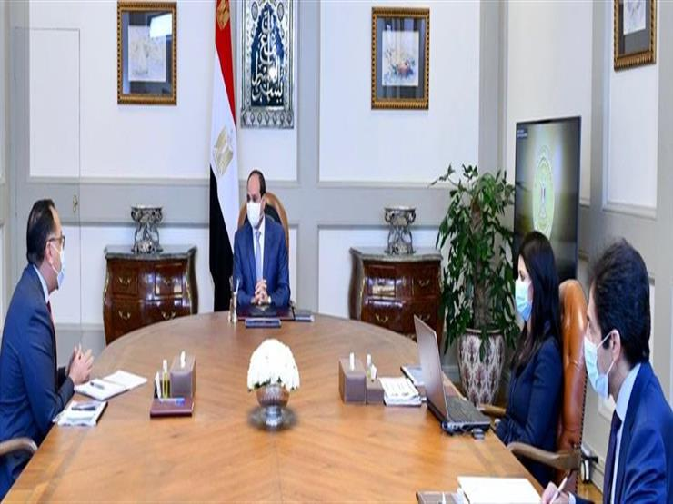 توجيه رئاسي للحكومة بشأن التجمعات التنموية في سيناء