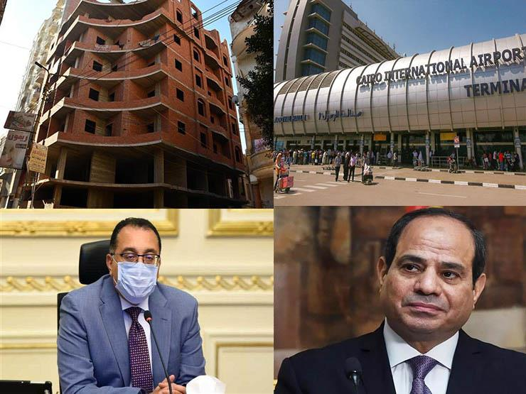حدث ليلًا| السماح باستكمال البناء.. وتوجيهات رئاسية بشأن سيناء